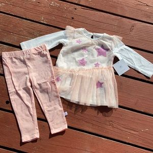 NWT Rosie Pope baby outfit